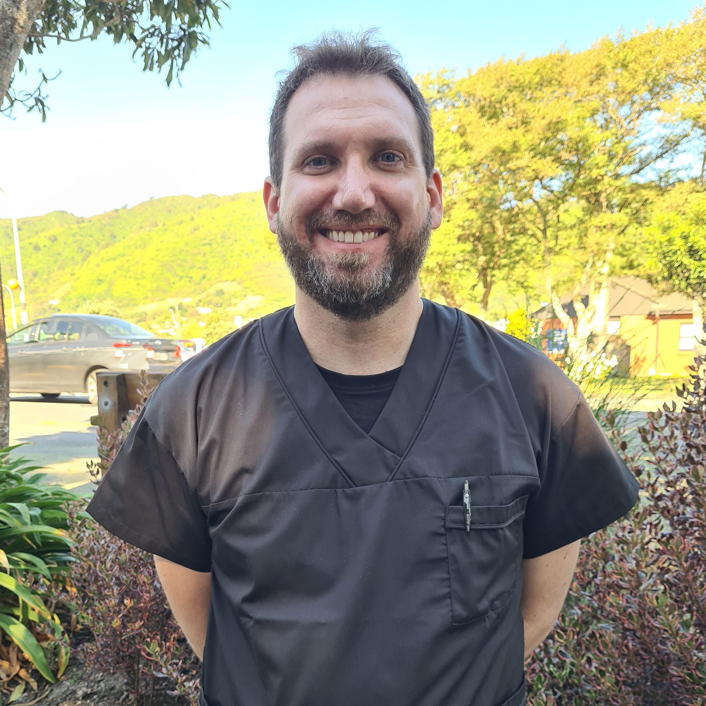 Dr Mark Conrad